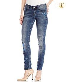 Desigual Jeans, Hose, Damen, Denim, blau.