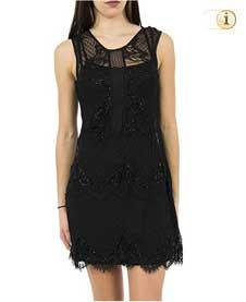Desigual Kleid Bernice, schwarz.