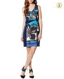 Desigual, Damenkleid JUANA, blau.
