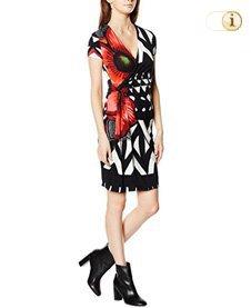 Desigual, Damenkleid Katia, schwarz.