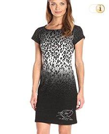 Desigual, Kleid Vest Linda, schwarz