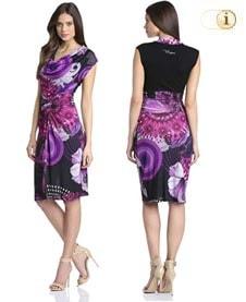 Desigual Kleid URALET,rot.