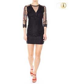 Desigual Kleid Mariella, schwarz.
