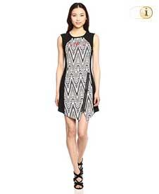 Desigual Casual Kleid Vest Oregon, schwarz.