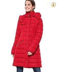 Mantel rot desigual