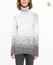 Grauer Desigual Pullover Libra, grau.