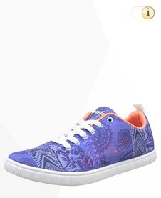 Desigual Sneaker, Sportschuhe, Sommer, blau.