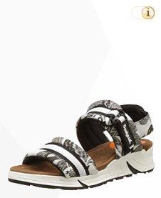Desigual Sandale, Schuh, Sommer, weiß.