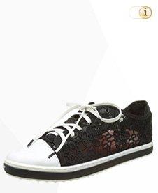 Desigual Sneaker, Sportschuh, Sommer, schwarz.
