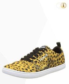 Desigual Sneaker, Sportschuhe, Sommer, gelb.