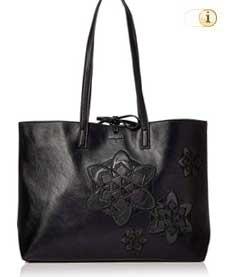 Schwarze Desigual Tasche, shopper-bols-trip-seattle, schwarz.