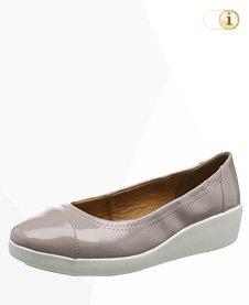 FitFlop F Pop Tm Ballerina Schuhe, lila.