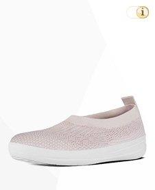 Fitflop Uberknit™ Slip-On Ballerinas,rosé.