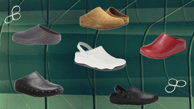FitFlop Clogs.
