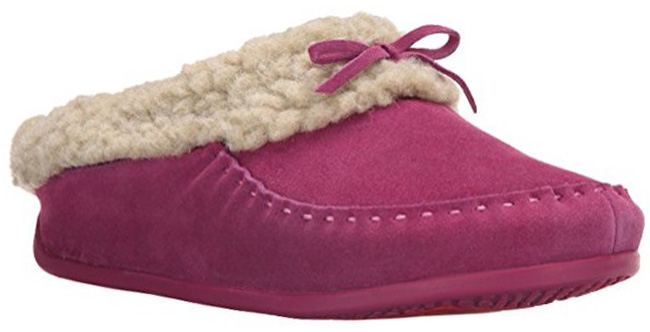 FitFlop Hausschuh mit Fell.
