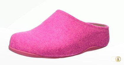 Shuv Filz Clog in Pink.