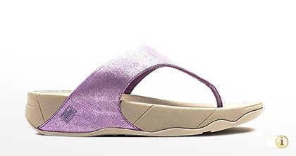 FitFlop 2017, Sandale, Schuh, lila.