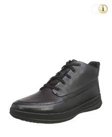 Fitflop Sporty-Pop Softy High Top Sneaker, schwarz.