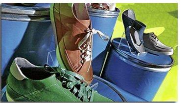 FitFlop Schuhe für Herren, Sneaker, weiß. grün, braun.
