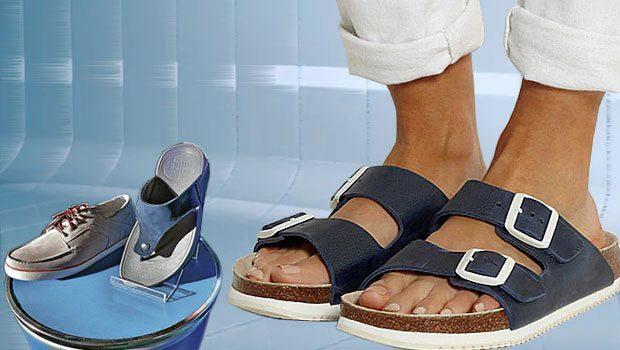 FitFlop Herren Sandalen + Schuh.