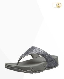 FitFlop Astrid Sandale, silber.