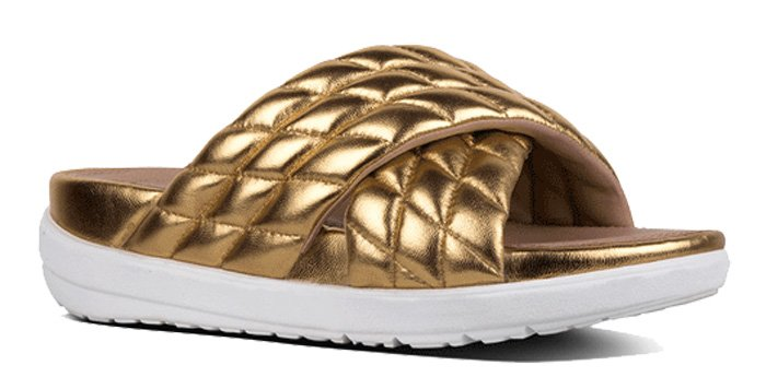 FitFlop 2018, Sandale, Limeted Edition Michelle Stein, bronze.