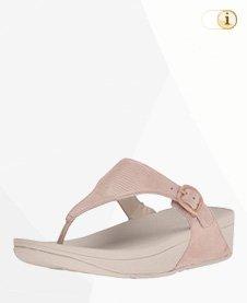 Fitflop Skinny Sandale, Rosé.