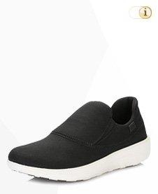 FitFlop Sporty - Loaffer Sneaker, schwarz.