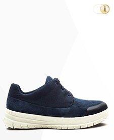 FitFlop Sporty-Pop Sneaker, blau.