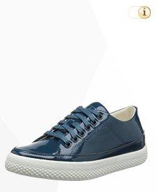 FitFlop Super T Sneaker Patent, blau.