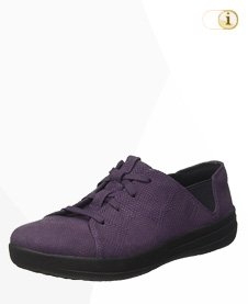 FitFlop Sporty Lace Up Sneaker, lila.