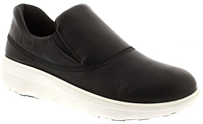 FITFLOP Sporty - Loafer Sneaker, schwarz.