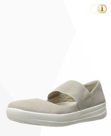 FitFlop F-SPORTY Tm MARY JANE, Schuhe, grau.