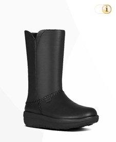 FitFlop Boots, Stiefel, SUPERCUSH Mukluk, schwarz.
