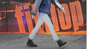 FitFlop Boots, Stiefel, schwarz.