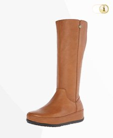 FitFlop Boots, Stiefel, Superboot, braun.