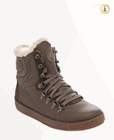 FitFlop Boots, Stiefel, Hyka Bergschuhe, dunkelbraun.