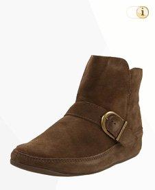 FitFlop Boots, Stiefelette, Superchelsea, braun.
