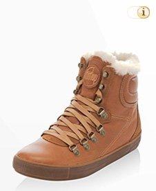 FitFlop Boots, Stiefel, Hyka Bergschuhe, braun.