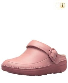 Fitflop Schuhe Damen, Gogh Pro Superlight Clog, rosa.