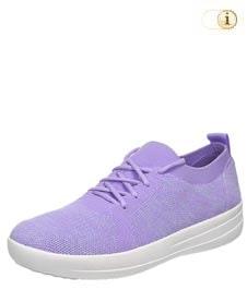 Fliederfarbene Fitlop Damen Sporty Sneakers, flieder.