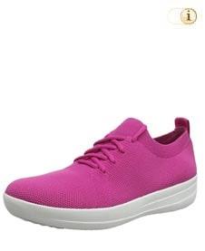 Pinke Fitlop Damen Sporty Sneakers, pink.